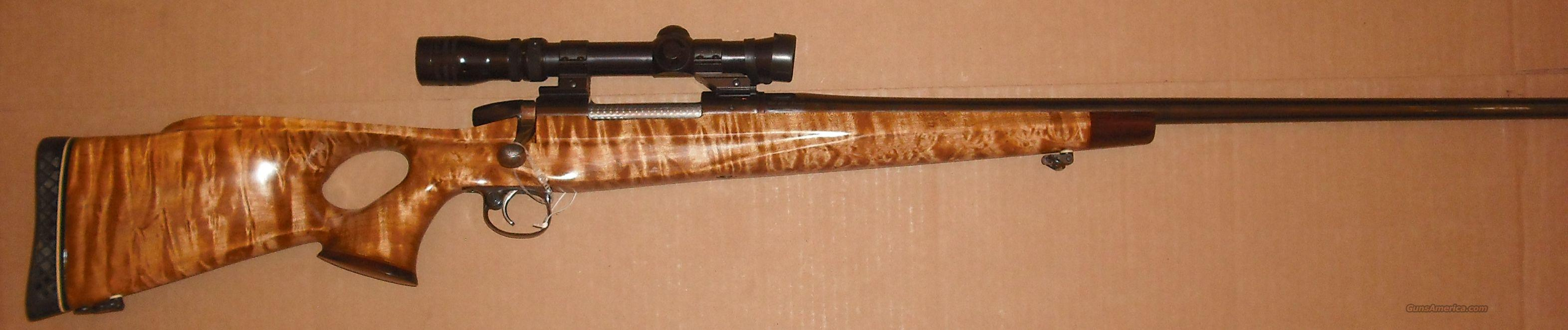 Harry Lawson Custom in 308 Norma Mag.  Guns > Rifles > Remington Rifles - Modern > Model 700 > Sporting