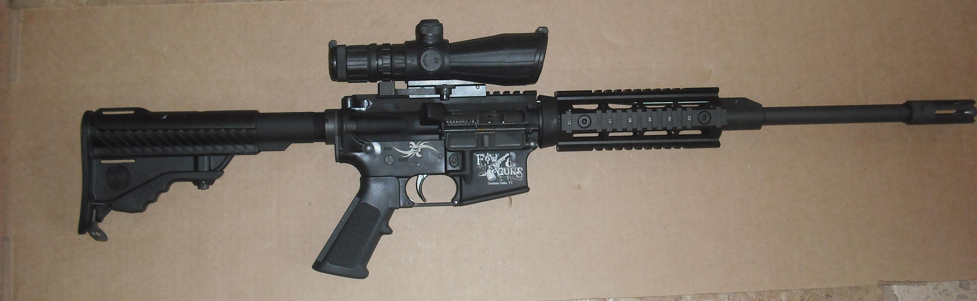 AR-15 in 300 Blackout  Guns > Rifles > AR-15 Rifles - Small Manufacturers > Complete Rifle