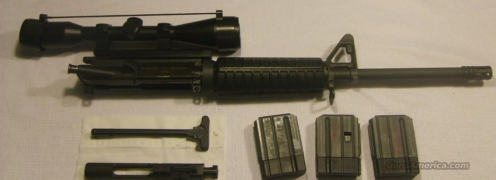 Colt AR-15 762x39 upper with extras  Guns > Rifles > AR-15 Rifles - Small Manufacturers > Upper Only