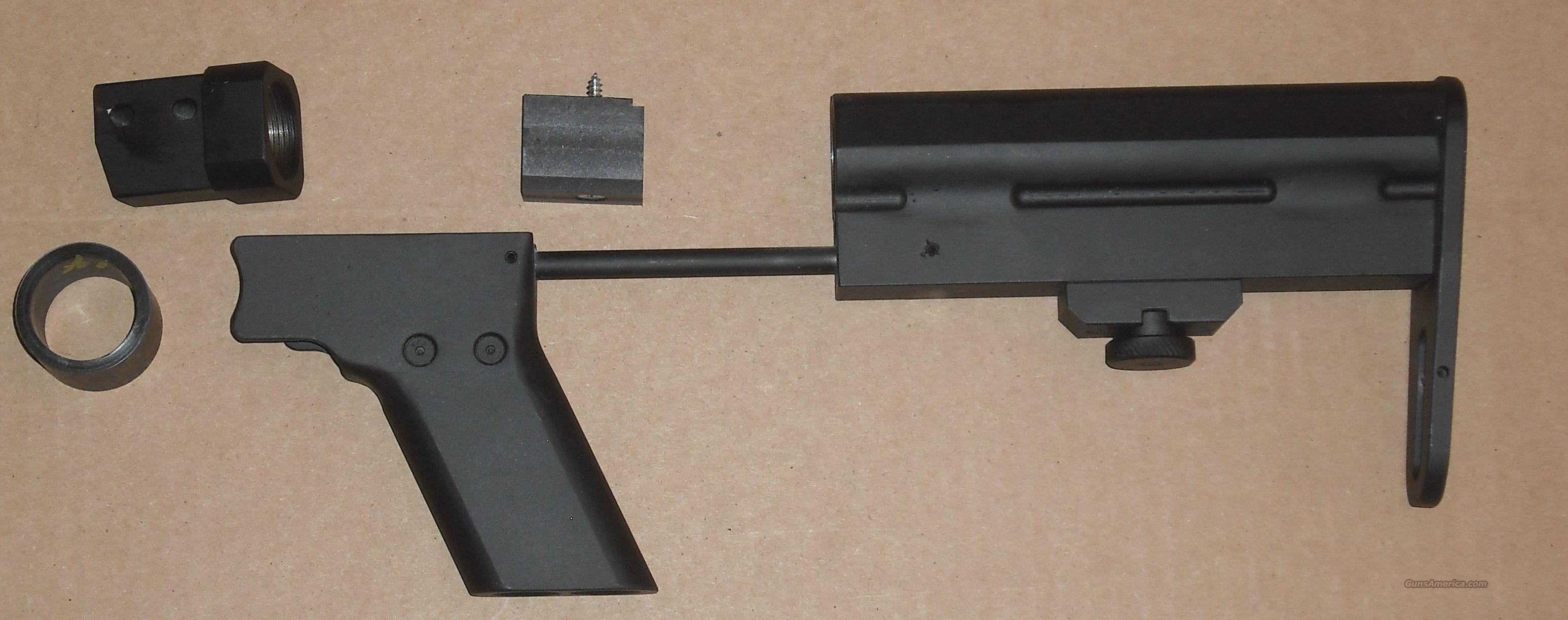 Mini-14/30 Bump Fire stock system in kit form  Guns > Rifles > Ruger Rifles > Mini-14 Type