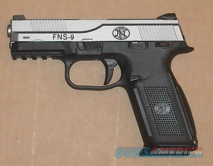 FNS9  Guns > Pistols > FNH - Fabrique Nationale (FN) Pistols > FNS