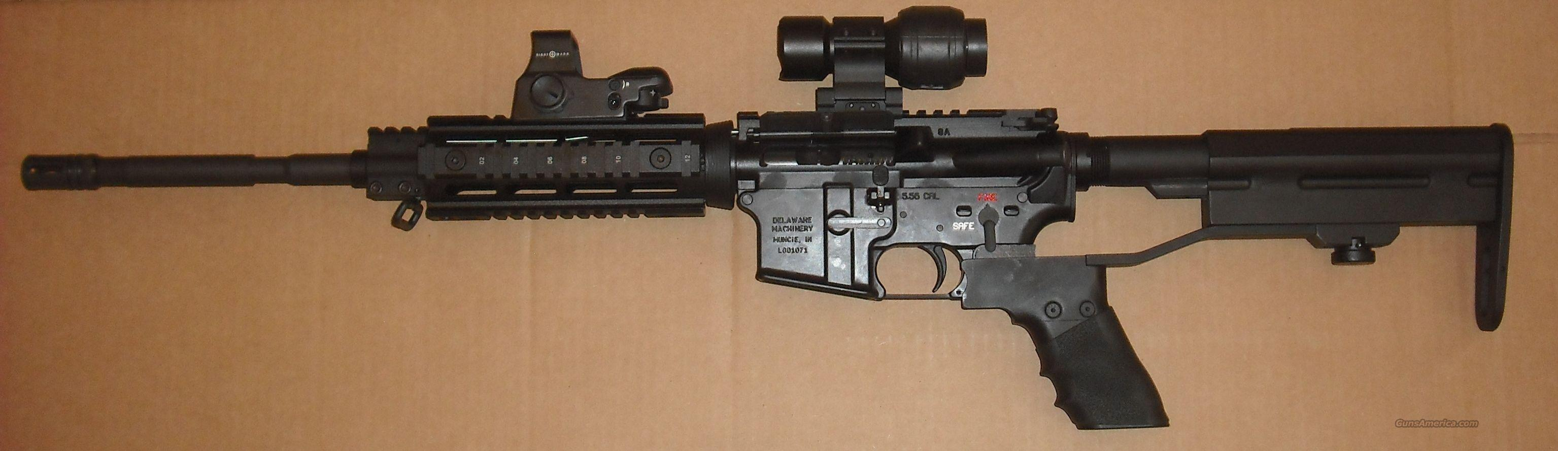AR-15 LEFT HAND with optics  Guns > Rifles > AR-15 Rifles - Small Manufacturers > Complete Rifle