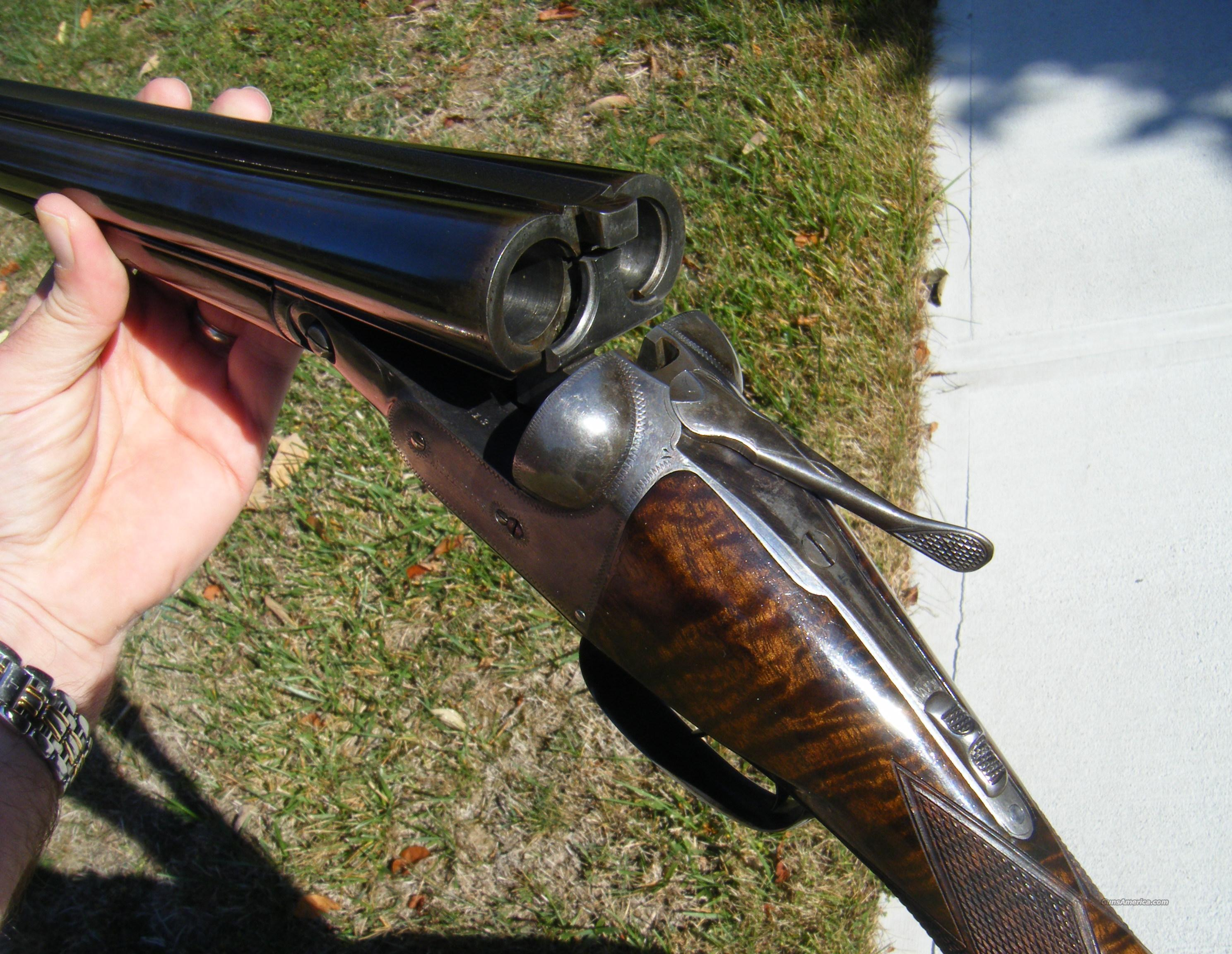 Parker Bros VH 12GA English 1903  Guns > Shotguns > Parker Shotguns