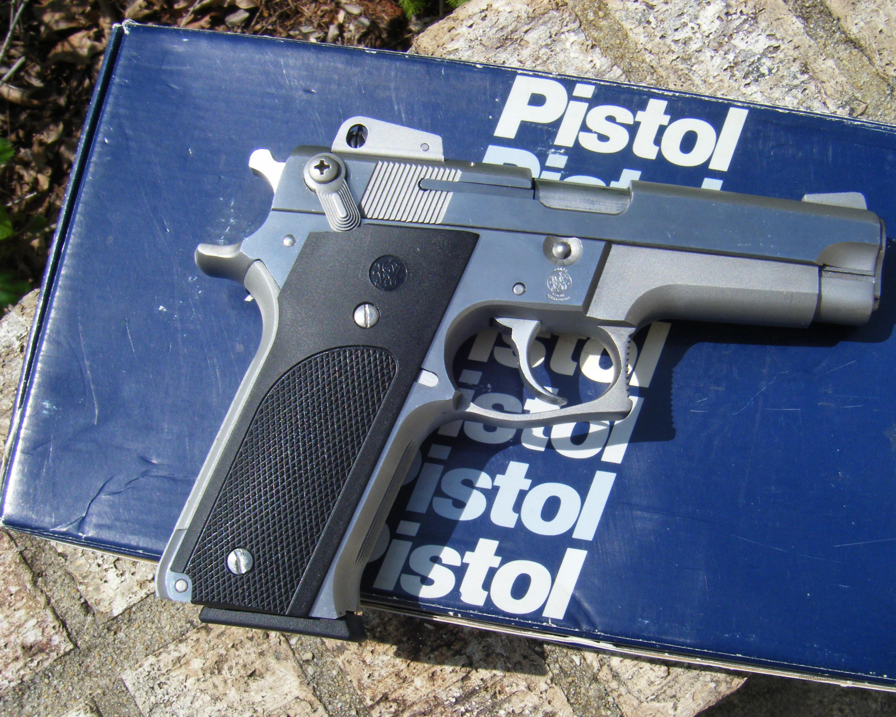 Smith & Wesson 659 9MM   Guns > Pistols > Smith & Wesson Pistols - Autos > Steel Frame