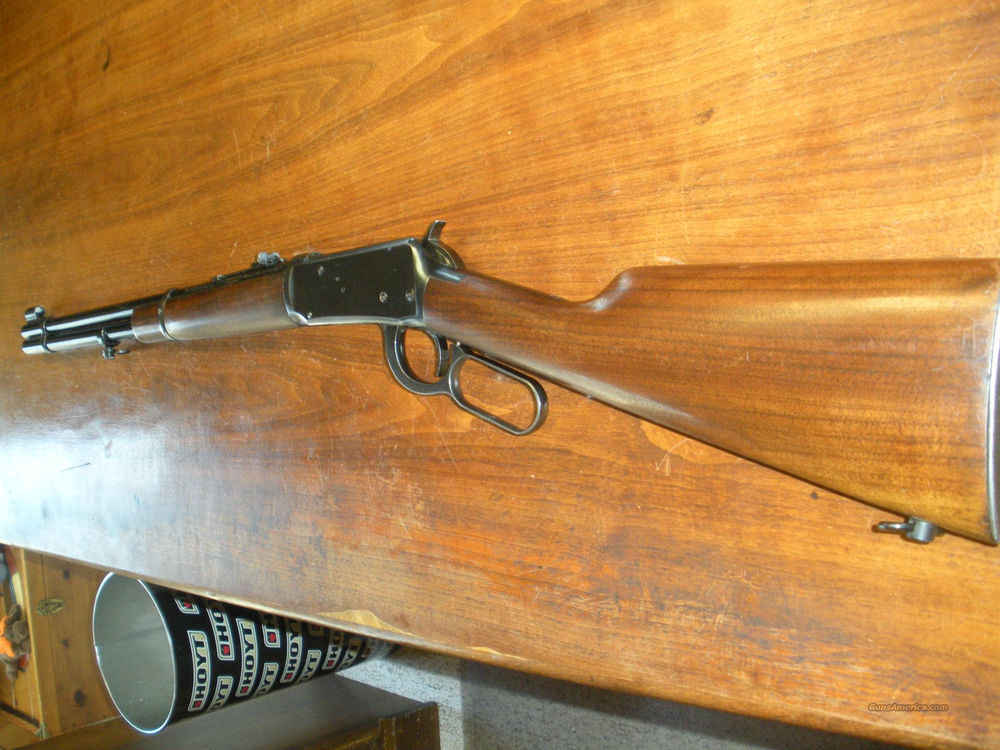 Winchester Model 94 in 32 Winchester Special from 1951  Guns > Rifles > Winchester Rifles - Modern Lever > Model 94 > Pre-64
