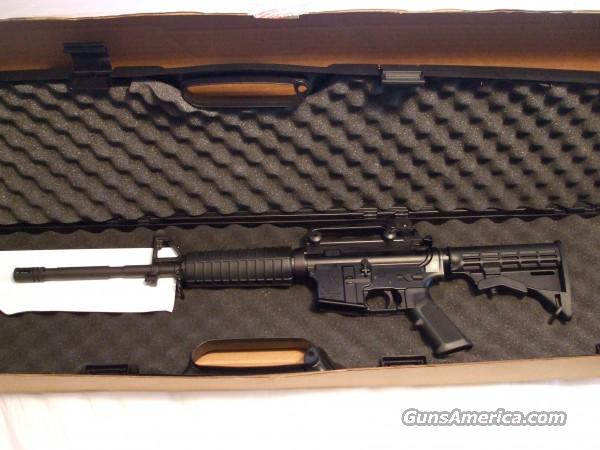 NEW Bushmaster AR 15 complete rifle in the box and unopened.  Guns > Rifles > Bushmaster Rifles > Complete Rifles