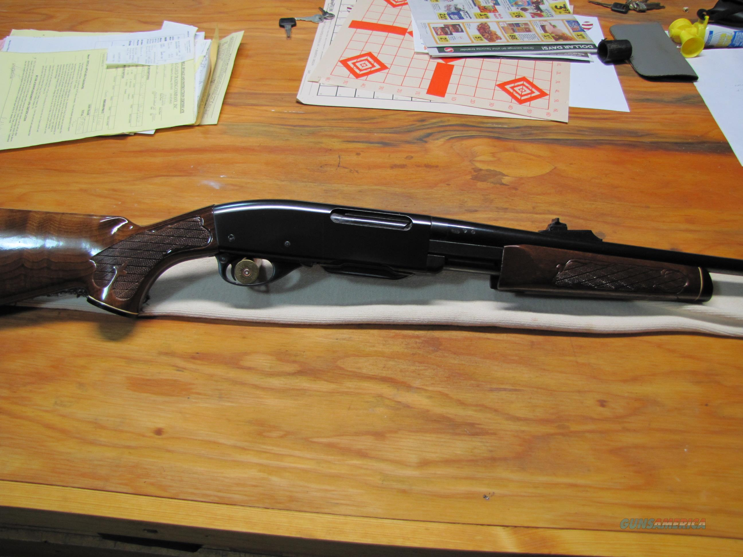 Remington 760 35Rem.  Guns > Rifles > Remington Rifles - Modern > Other
