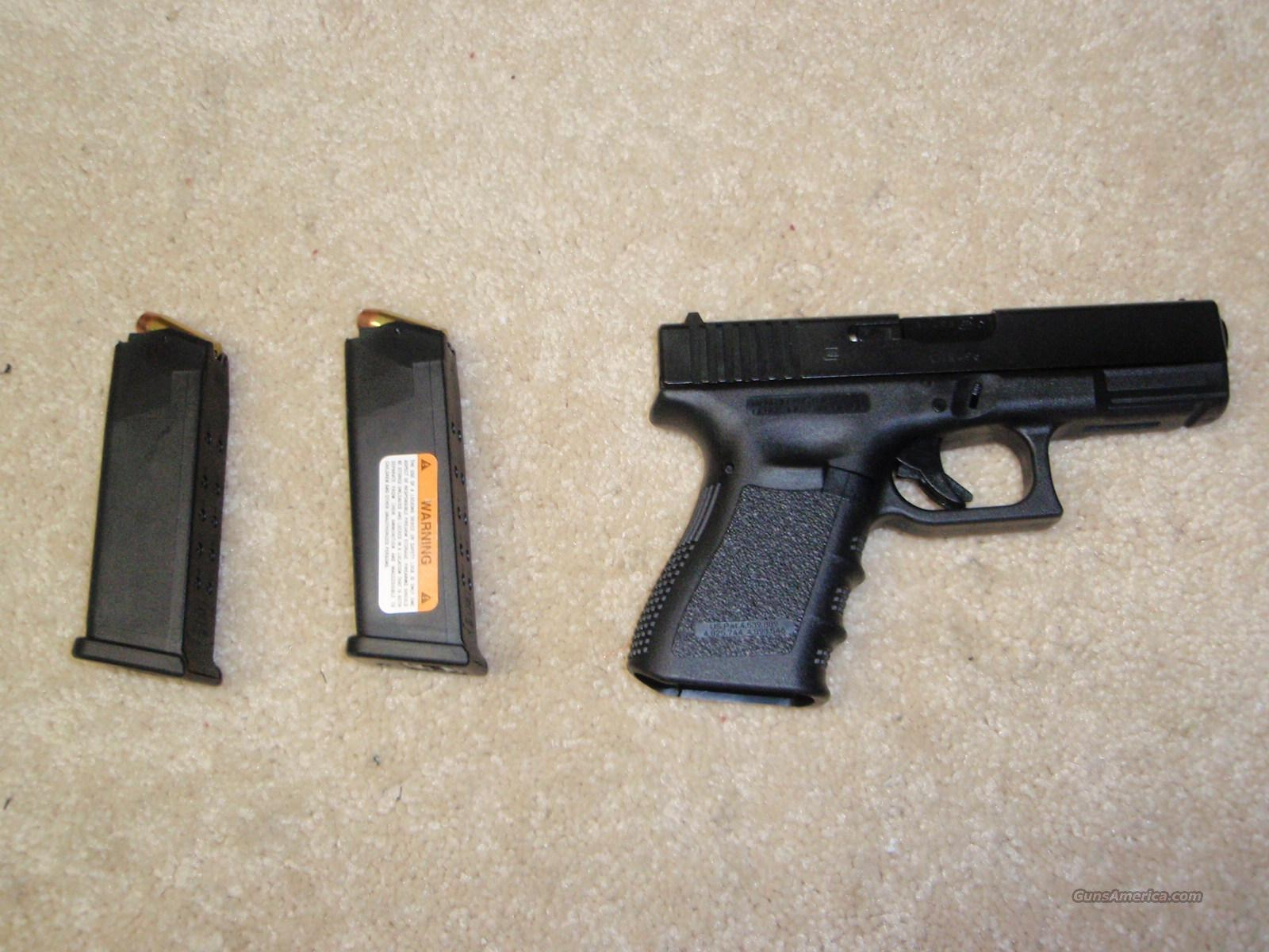 Very clean Glock 23  Guns > Pistols > Glock Pistols > 23