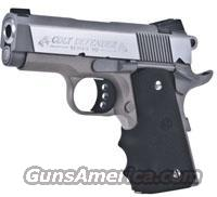 COLT DEFENDER 9MM (100 YEAR ROLL MARK) **NEW**  Guns > Pistols > Colt Automatic Pistols (1911 & Var)