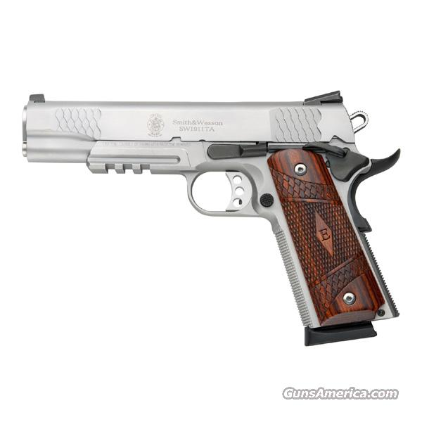 S&W E SERIES 1911TA 45A STAINLESS *FREE SHIPPING*  Guns > Pistols > 1911 Pistol Copies (non-Colt)