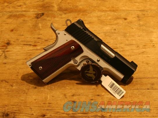 Kimber Ultra Carry II (Two-Tone) 9mm 1911 3200332  Guns > Pistols > Kimber of America Pistols > 1911