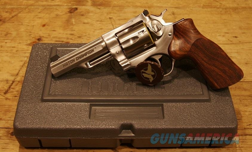 Ruger GP100 Match Champion .357MAG *SALE*  Guns > Pistols > Ruger Double Action Revolver > GP100