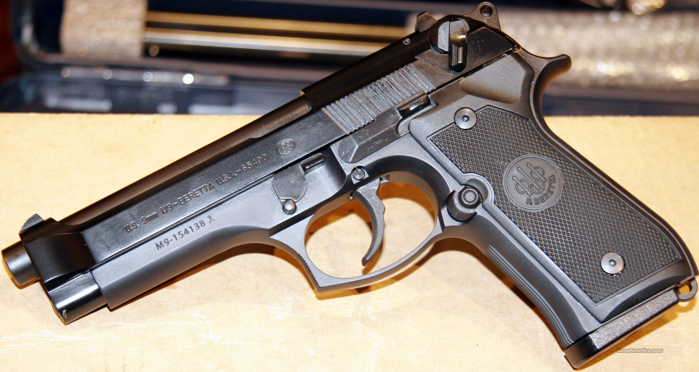 Beretta M9 9mm Pistol for sale