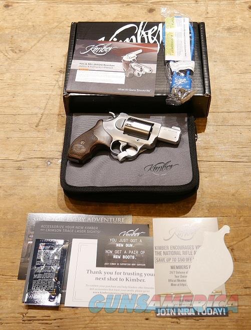 "Kimber K6s DASA 2"" .357 Magnum  Guns > Pistols > Kimber of America Pistols > Revolvers"