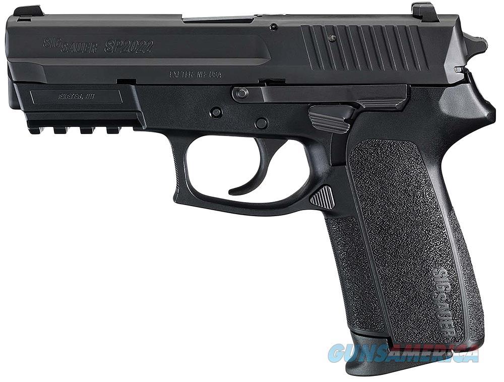 Sig Sauer 2022 BSS 9mm night sights  Guns > Pistols > Sig - Sauer/Sigarms Pistols > 2022