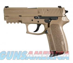 Sig Sauer 2022 9mm FDE Night Sights  Guns > Pistols > Sig - Sauer/Sigarms Pistols > 2022