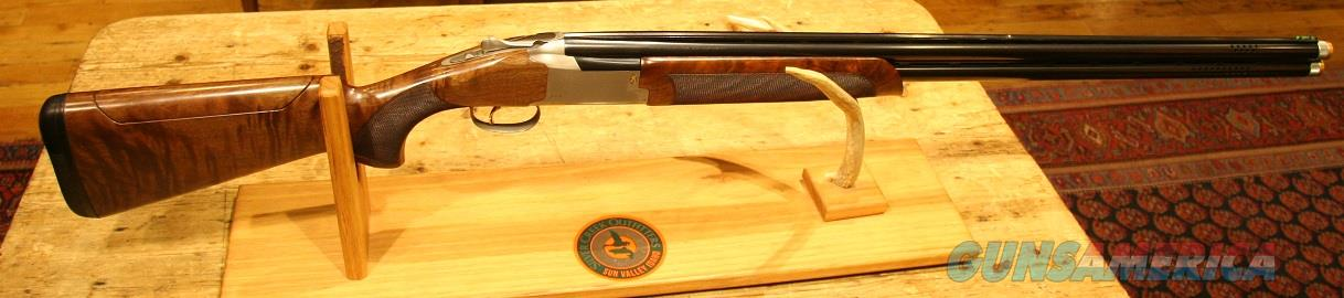 Browning Citori 725 Sporting 12ga w/ Adjustable Comb  Guns > Shotguns > Browning Shotguns > Over Unders > Citori > Trap/Skeet