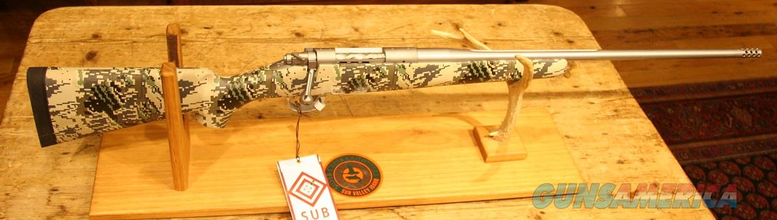 Kimber 84M Mountain Ascent 6.5 Creedmoor  Guns > Rifles > Kimber of America Rifles