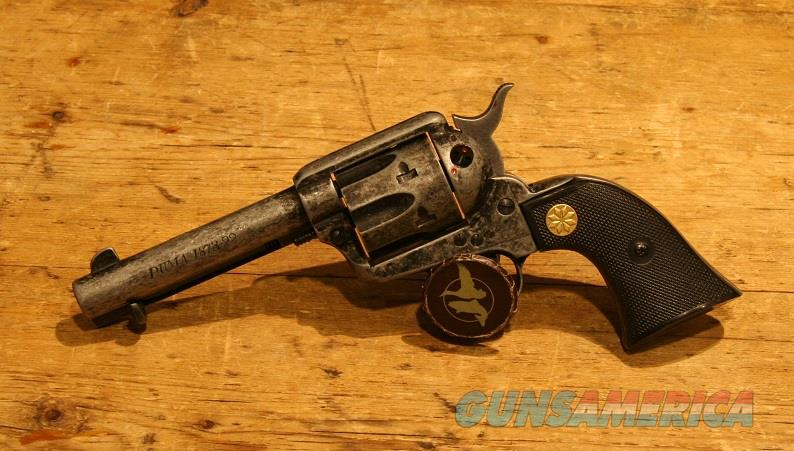 "Chiappa Puma 1873 SAA-22 ""Antiqued""  Guns > Pistols > Chiappa Pistols & Revolvers > .22 Cal Other"