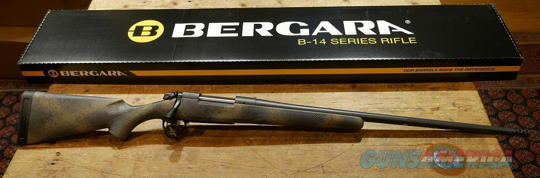 Bergara B-14 Wilderness Ridge .300 PRC  Guns > Rifles > Bergara Rifles