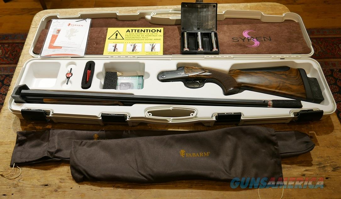 "Syren Elos N2 Sporting 12ga 30"" Women's Shotgun by Fabarm  Guns > Shotguns > Fabarm (HK) Shotguns"