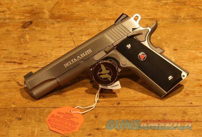 Colt Delta Elite 1911 10mm *Sale*  Guns > Pistols > Colt Automatic Pistols (1911 & Var)