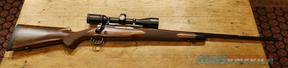 Winchester Model 70 SuperGrade .30-06 with Scope  Guns > Rifles > Winchester Rifles - Modern Bolt/Auto/Single > Model 70 > Post-64
