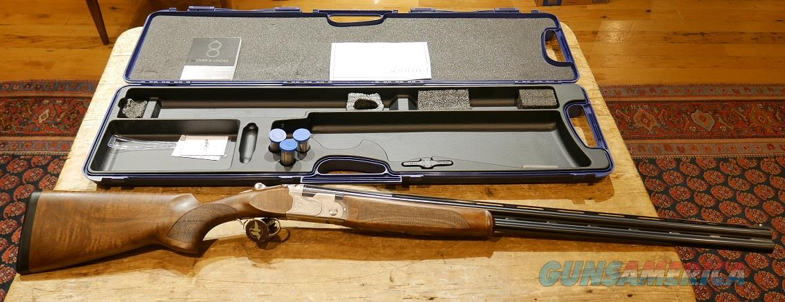 "Beretta 686 Silver Pigeon I Sporting 12ga 32"" Left Handed!  Guns > Shotguns > Beretta Shotguns > O/U > Trap/Skeet"