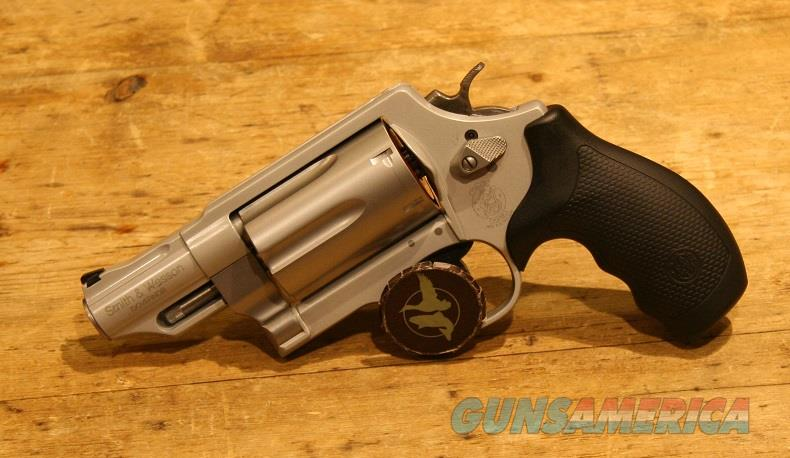Smith & Wesson Governor .45ACP/.45LC/.410 160410  Guns > Pistols > Smith & Wesson Revolvers > Full Frame Revolver