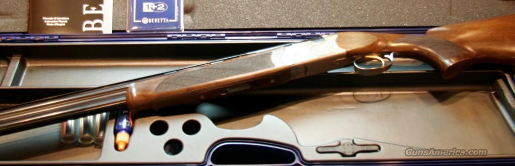 "Beretta 686 Silver Pigeon I Sporting 12g 32"" bbl shotgun  Guns > Shotguns > Beretta Shotguns > O/U > Hunting"