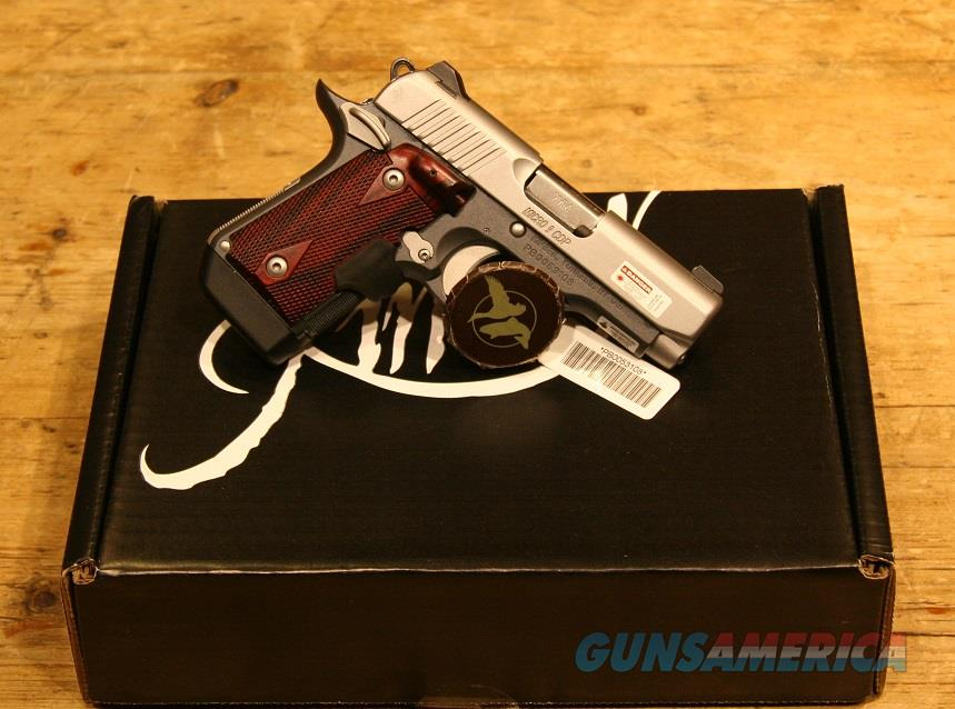 Kimber Micro 9 CDP 9mm w/ laser grips Guns > Pistols >  Kimber of America Pistols > Micro 9