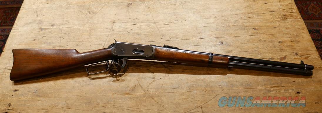 Winchester Model 94 SRC .30WCF  Guns > Rifles > Winchester Rifles - Modern Lever > Model 94 > Pre-64