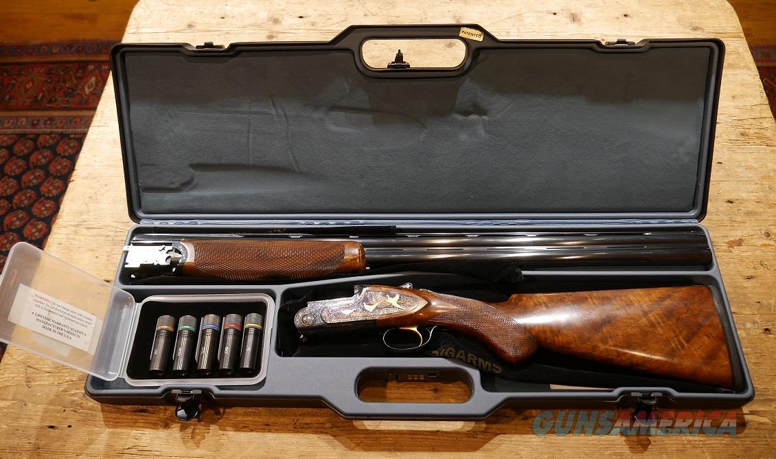 "Sigarms Aurora TT45 Competition Sporting 12ga 30""  Guns > Shotguns > Sig - Sauer/Sigarms Shotguns"