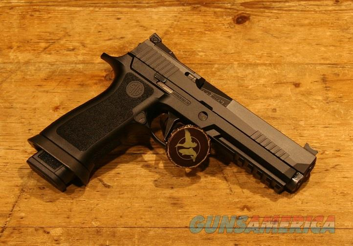 Sig Sauer P320 X-FIVE Full Size 9mm 320X5-9-BAS  Guns > Pistols > Sig - Sauer/Sigarms Pistols > P320