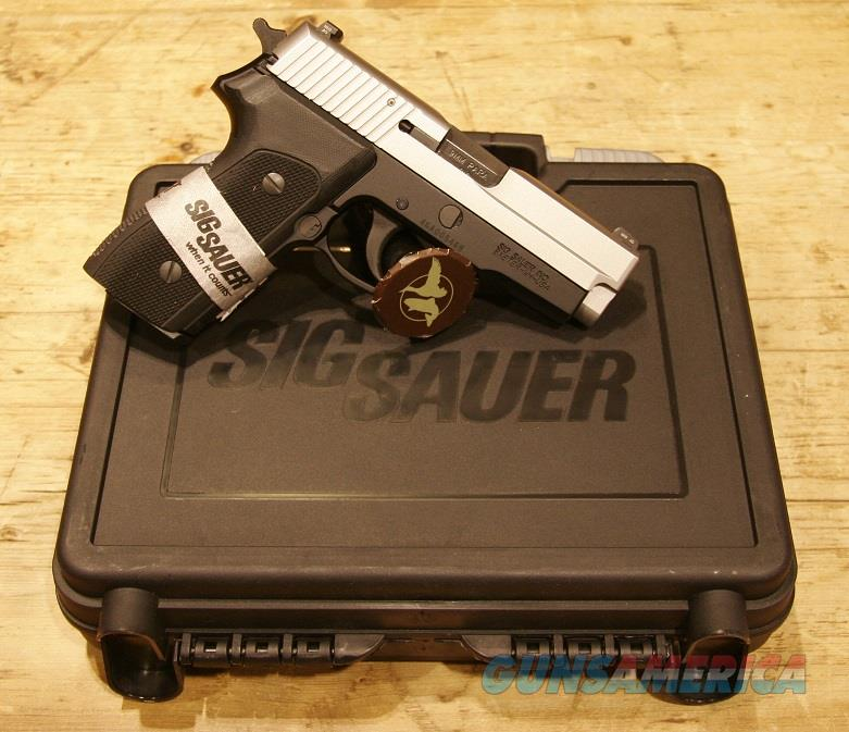 Sig Sauer P225A Classic 9mm 2-Tone  Guns > Pistols > Sig - Sauer/Sigarms Pistols > Other