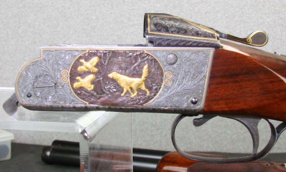 Krieghoff Model 32 Trap Upgraded 12G  Guns > Shotguns > Krieghoff Shotguns