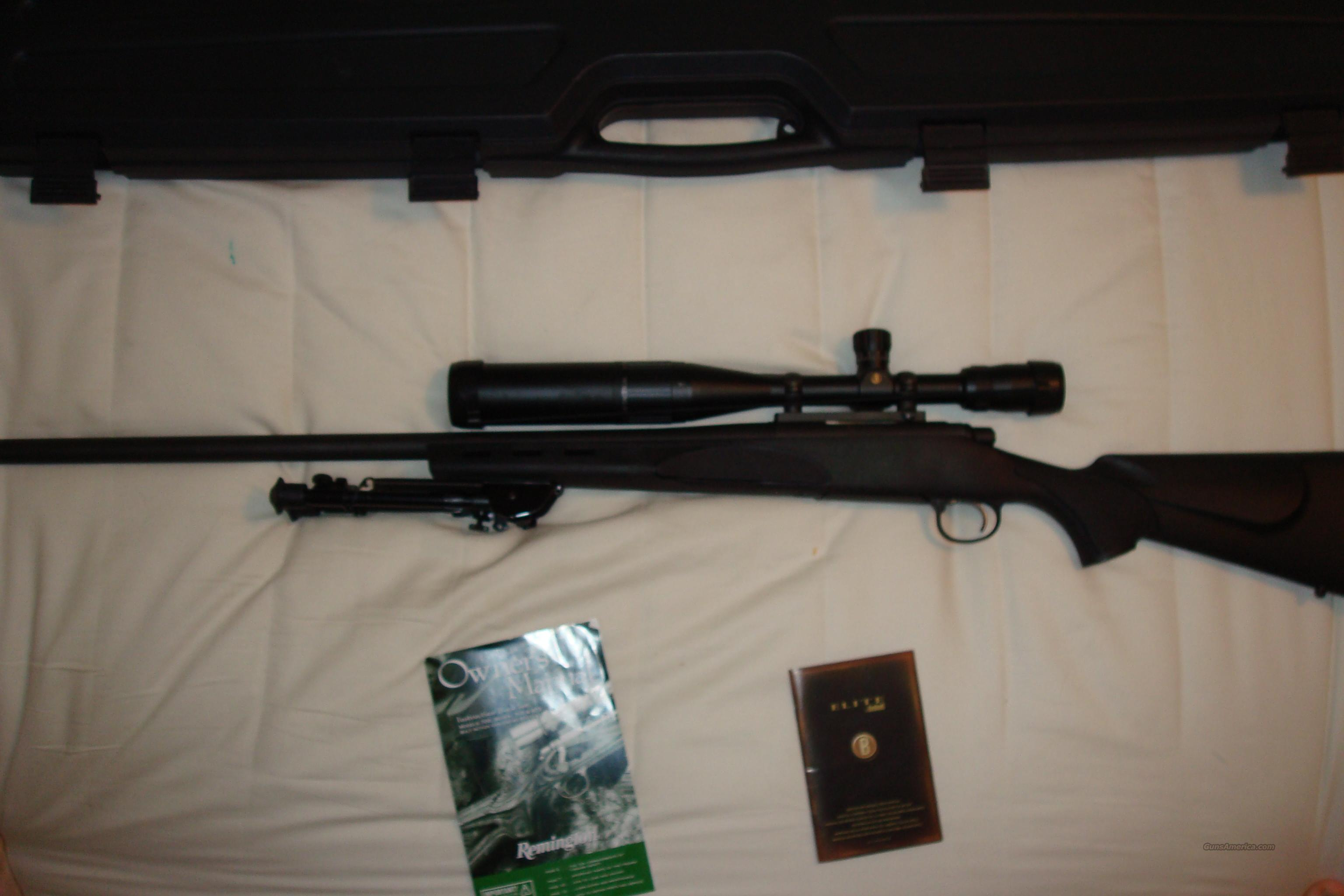 Remington 700 Bolt Action 308 Rifle  Guns > Rifles > Remington Rifles - Modern > Model 700 > Sporting