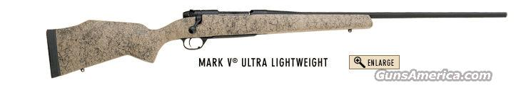 Weatherby Mark V 308  Guns > Rifles > Weatherby Rifles > Sporting