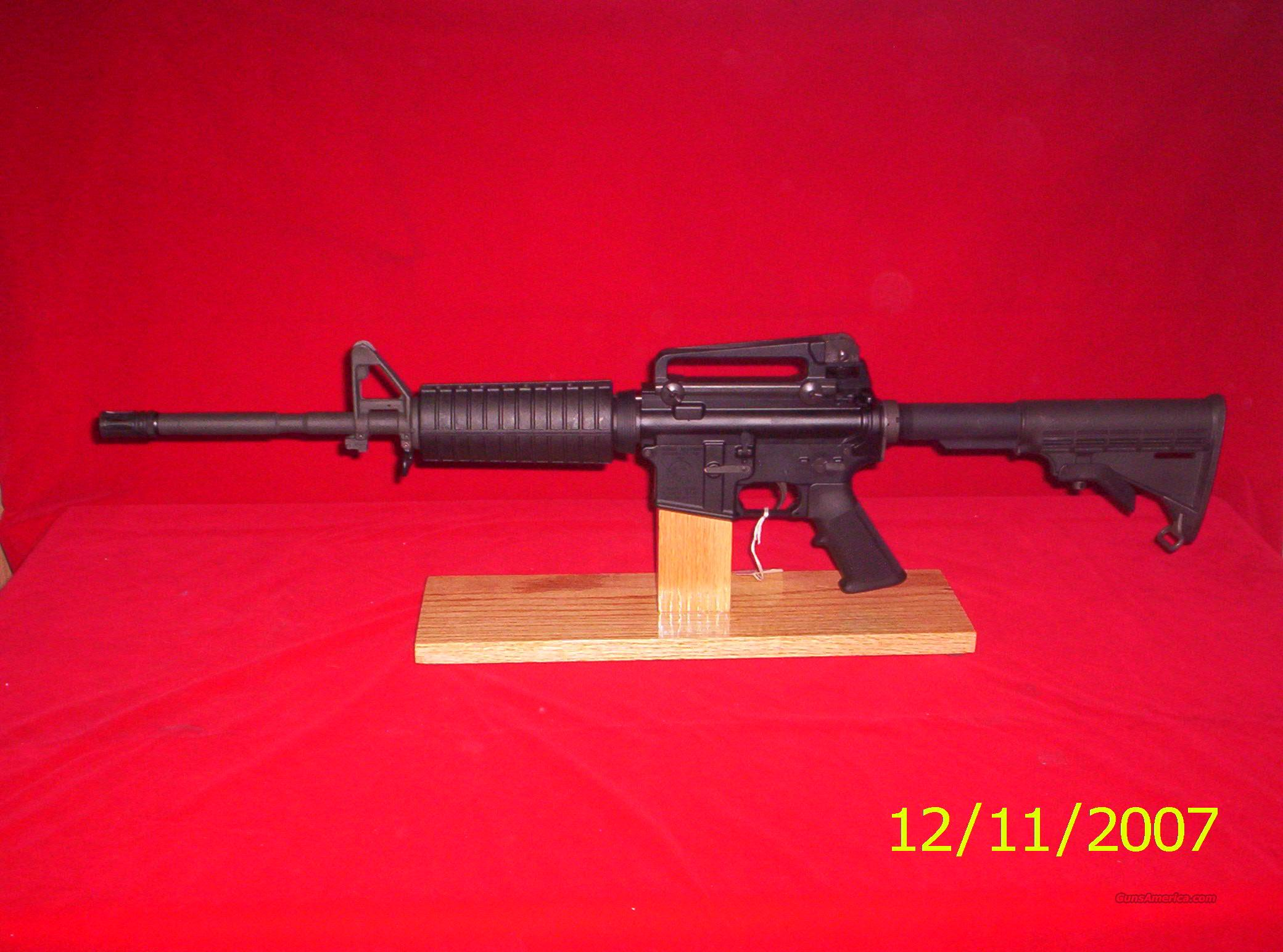 DPMS A-15  Guns > Rifles > D Misc Rifles