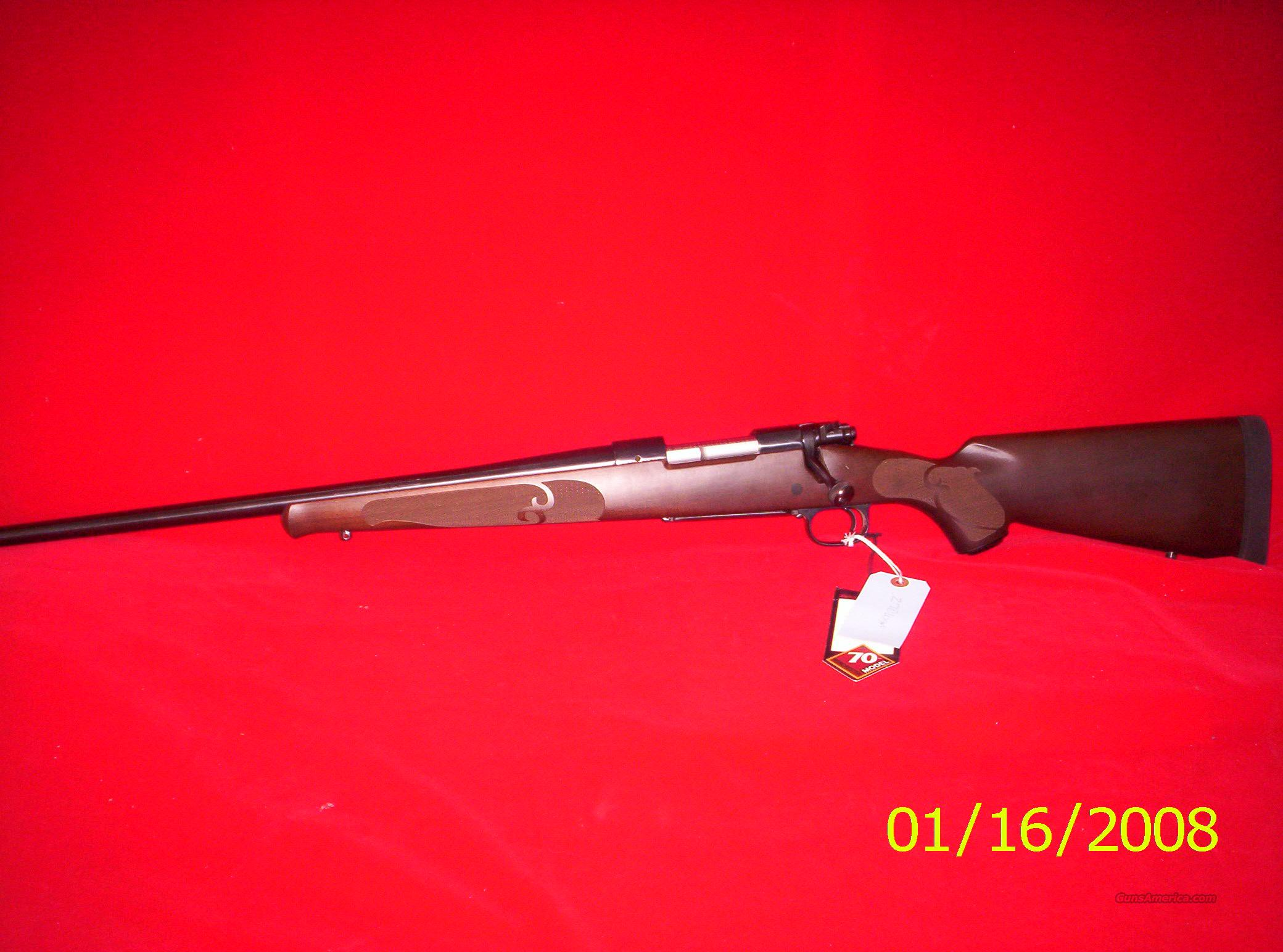 Winchester 70 Left Handed  Guns > Rifles > Winchester Rifles - Modern Bolt/Auto/Single > Model 70 > Post-64