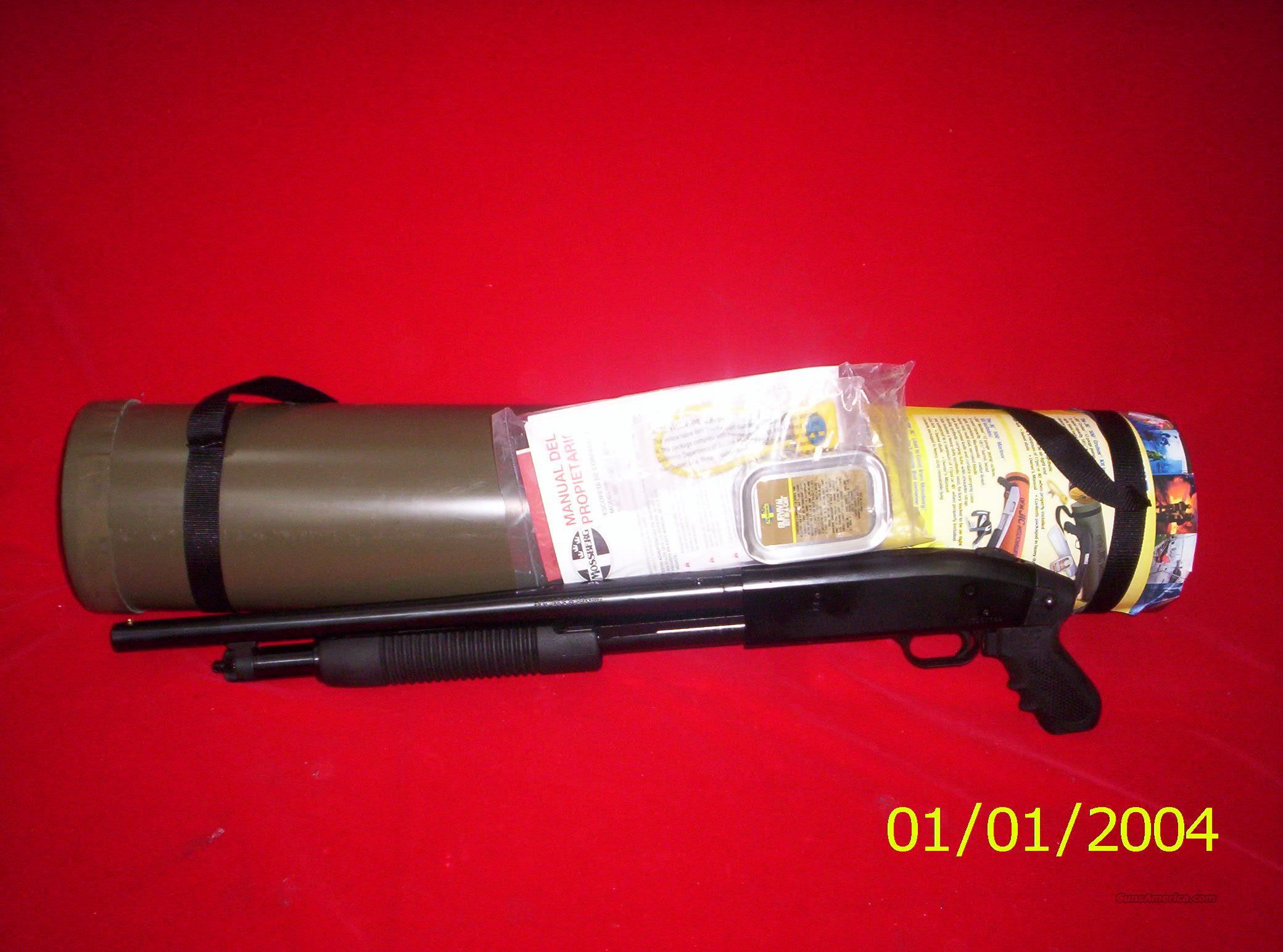 Mossberg 500 Cruiser II  Guns > Shotguns > Mossberg Shotguns > Pump > Tactical