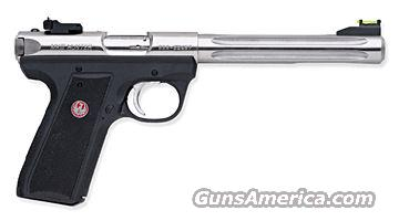 Ruger Mark III Hunter  Guns > Pistols > Ruger Semi-Auto Pistols > Mark II Family