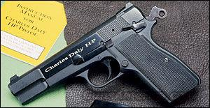 Charles Daly HP 9mm  Guns > Pistols > Charles Daly Pistols > Auto