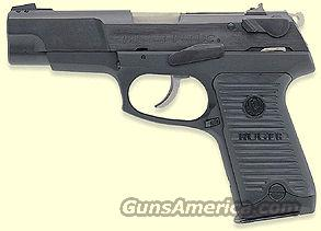 Ruger P89D  Guns > Pistols > Ruger Semi-Auto Pistols > Full Frame Autos