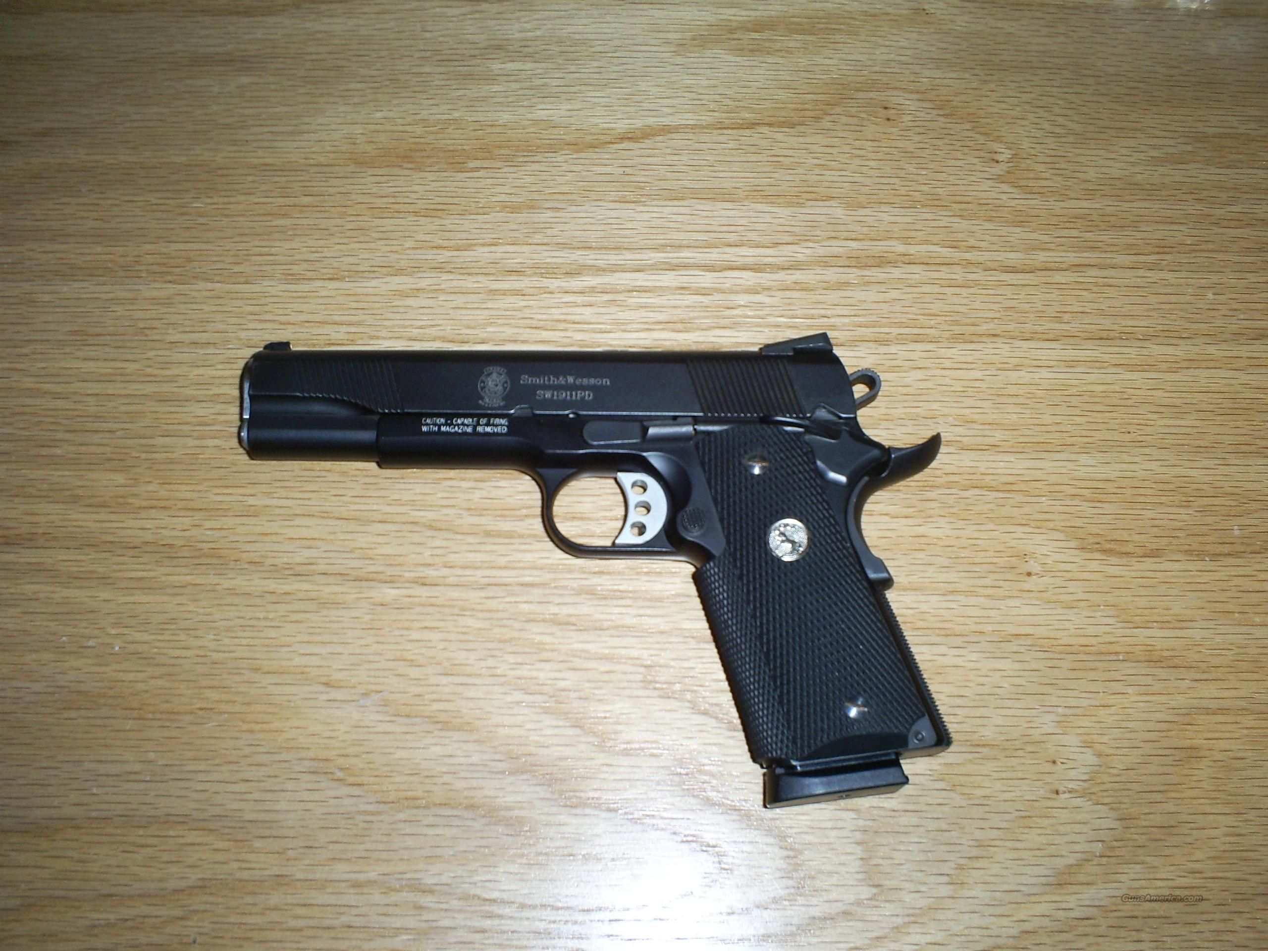S&W 1911PD  Guns > Pistols > Smith & Wesson Pistols - Autos > Alloy Frame