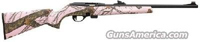 Remington 597 pink camo  Guns > Rifles > R Misc Rifles