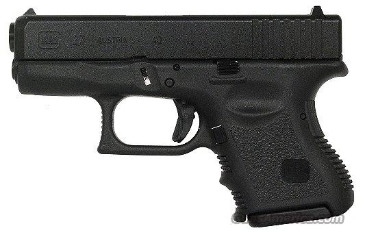 GLOCK INC Model 27   Guns > Pistols > Glock Pistols > 26/27