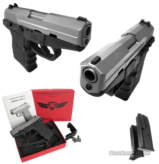 Sccy Industries Model CPX-1  two tone  Guns > Pistols > S Misc Pistols