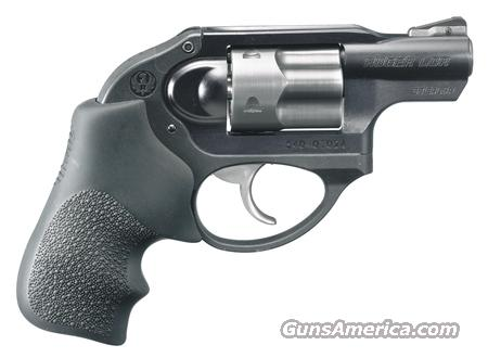 RUG Model LCR Lightweight Compact Revolver .38 Special +P   Guns > Pistols > Ruger Double Action Revolver > LCR