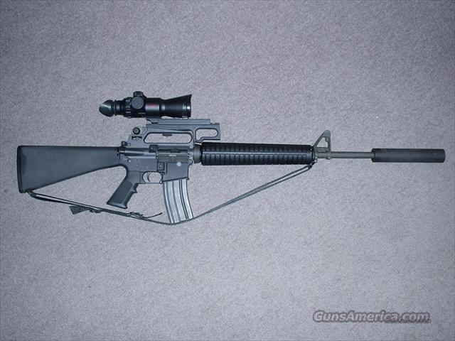 Colt AR15 weapon system  Guns > Rifles > AR-15 Rifles - Small Manufacturers > Complete Rifle